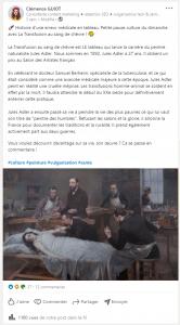 Vulgarisation culturelle et artistique sur LinkedIn - démocratiser la peinture - exemple du portfolio personnel