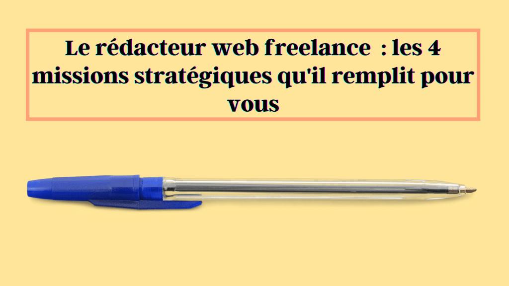 Rédacteur-concepteur web freelance : 4 missions stratégiques pour améliorer votre communication d'entreprise - un professionnel de l'écrit et du digital pour TPE, PME by l'agence de rédaction Koïné Rédaction à Paris