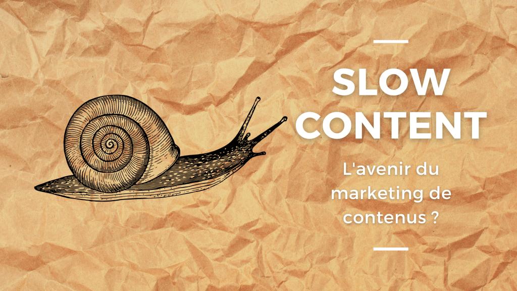 Qu'est-ce que le slow content, cette nouvelle tendance de mraketing de contenus, peut apporter aux entreprises ? Conseils webmarketing Koïné Rédaction