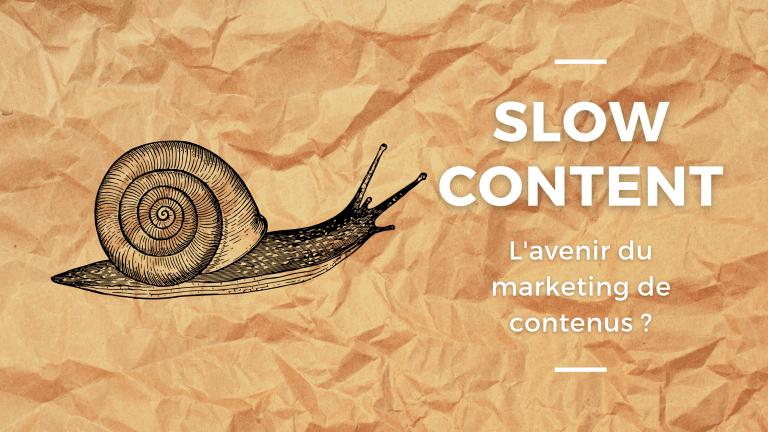 Read more about the article Slow content, nouveau paradigme de la communication d'ici 2030 ?